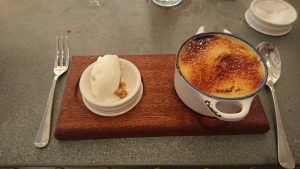 Bread and Butter pudding south of England