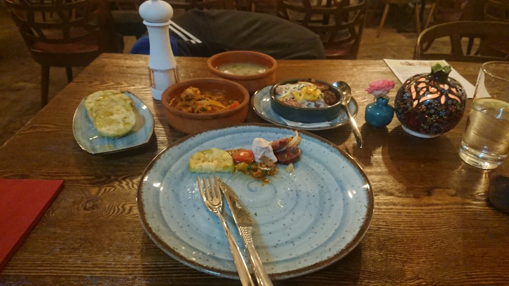 Spanish tapas restaurants in Chichester