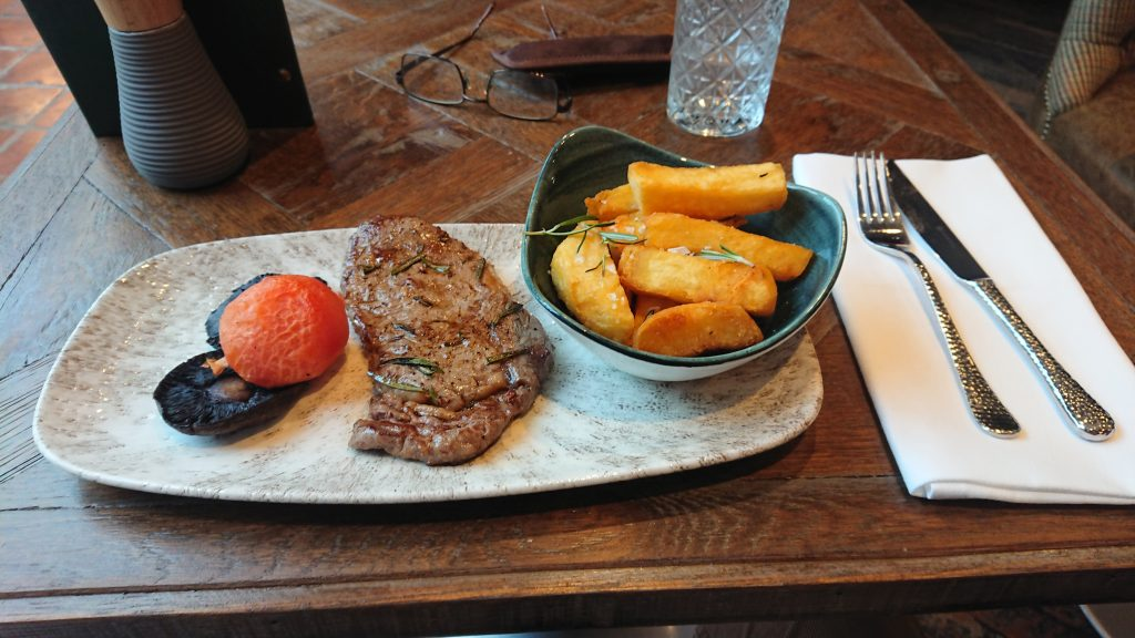 Steak restaurants in Chichester