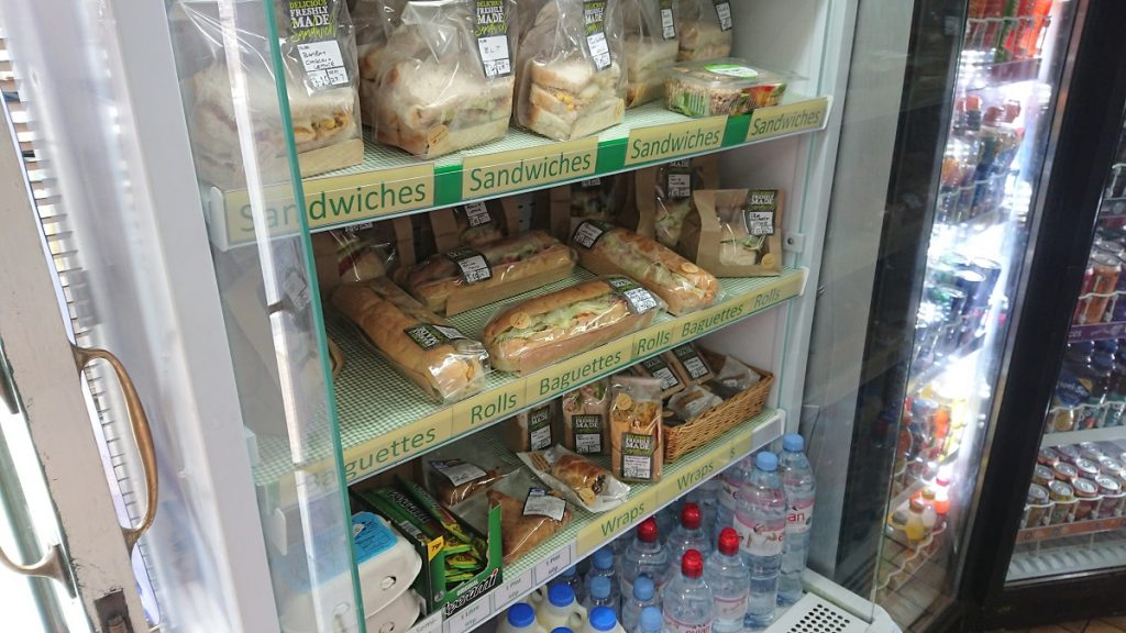 The Lunch Box Chichester - Sandwiches and snacks