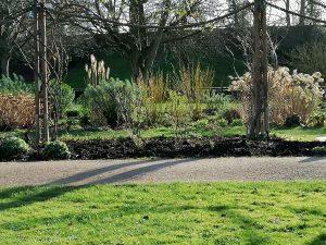Bishops Palace Gardens Chichester West Sussex