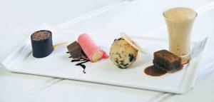 Gourmet desserts Chichester West Sussex