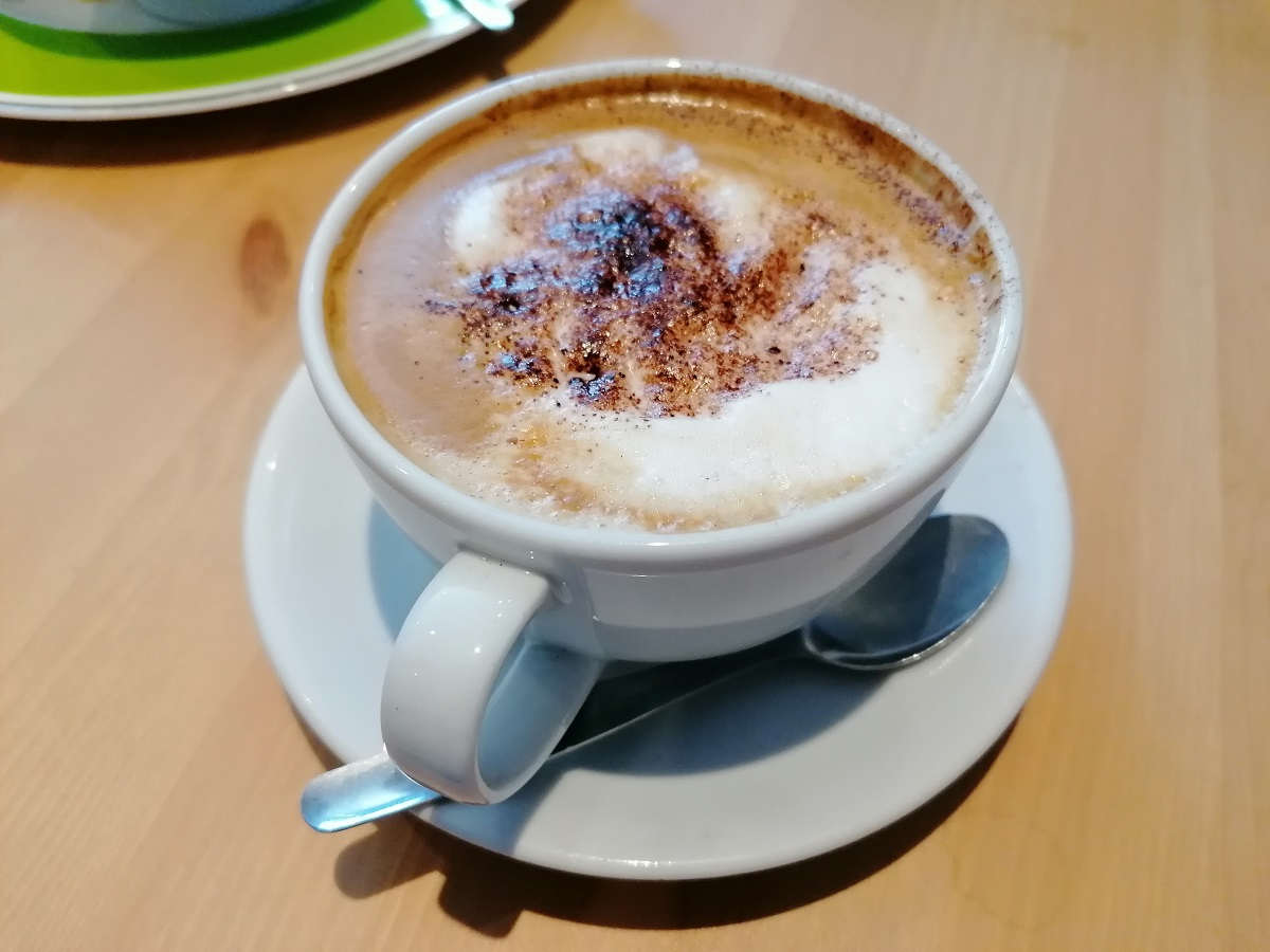Good cappuccinos in Chichester, West Sussex