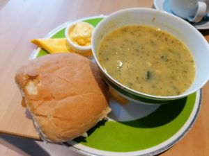 The best homemade soup in Chichester, the south coast