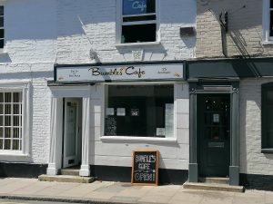 Good coffee in Chichester, West Sussex, the South Coas