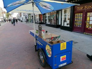 Best street food in Chichester